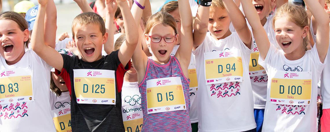 T-Mobile Olympijský běh